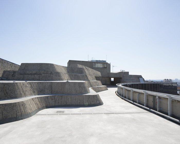 Journées du patrimoine 2019 - Visite du toit de l'Espace Niemeyer - siège du Parti communiste français