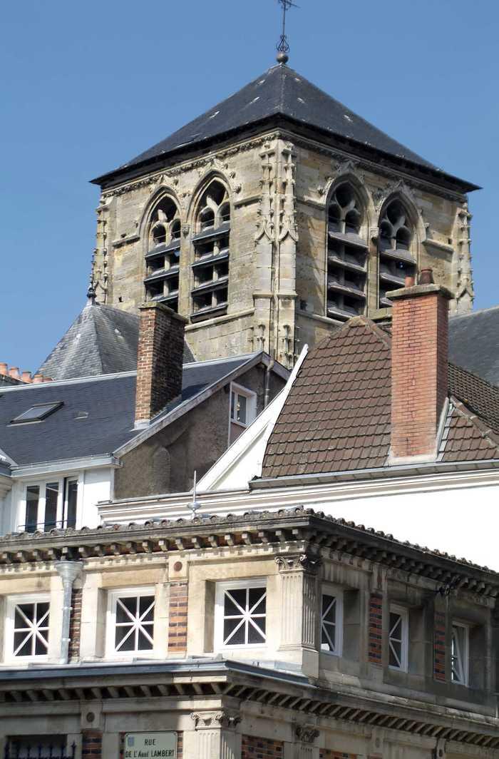Journées du patrimoine 2019 - Les guides vous racontent... les marchands d'art et Saint-Alpin