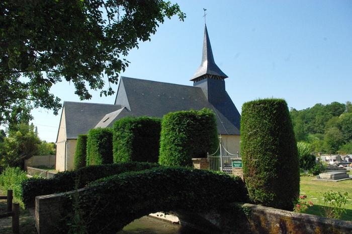 Journées du patrimoine 2020 - Visite guidée de l'église de Saint-Arnould de Coulonges
