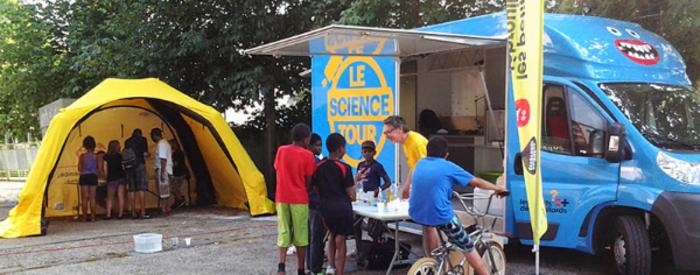 Science Tour Qui sont nos déchets? Où vont nos déchets?