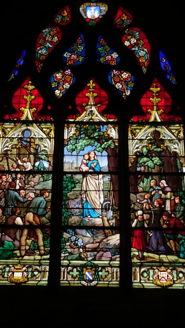 Journées du patrimoine 2019 - Visite guidée de l'église de Pervenchères