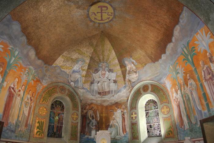 Journées du patrimoine 2019 - Visite libre de l'église Saint Marcel