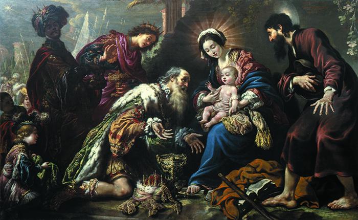 Journées du patrimoine 2019 - Visite commentée à l'église Saint-Gervais-Saint-Protais du tableau de Claude Vignon
