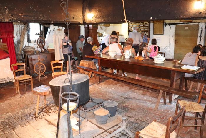 Journées du patrimoine 2019 - Visite de la ferme