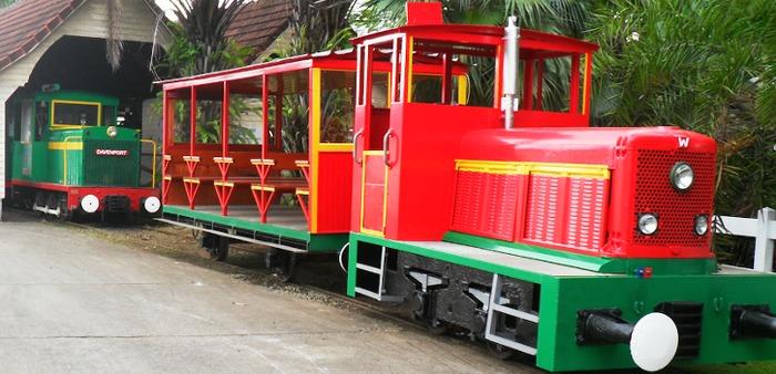 Journées du patrimoine 2020 - Ste-Marie / Train des Plantations Saint-James