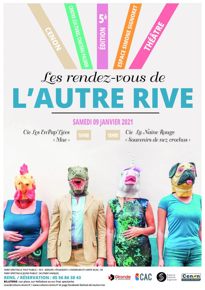 Les Rendez-Vous de L'Autre Rive 3/3 (Théâtre)