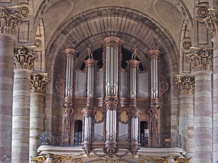 Journées du patrimoine 2019 - Visite guidée  des orgues de l'Abbatiale Saint-Nabor