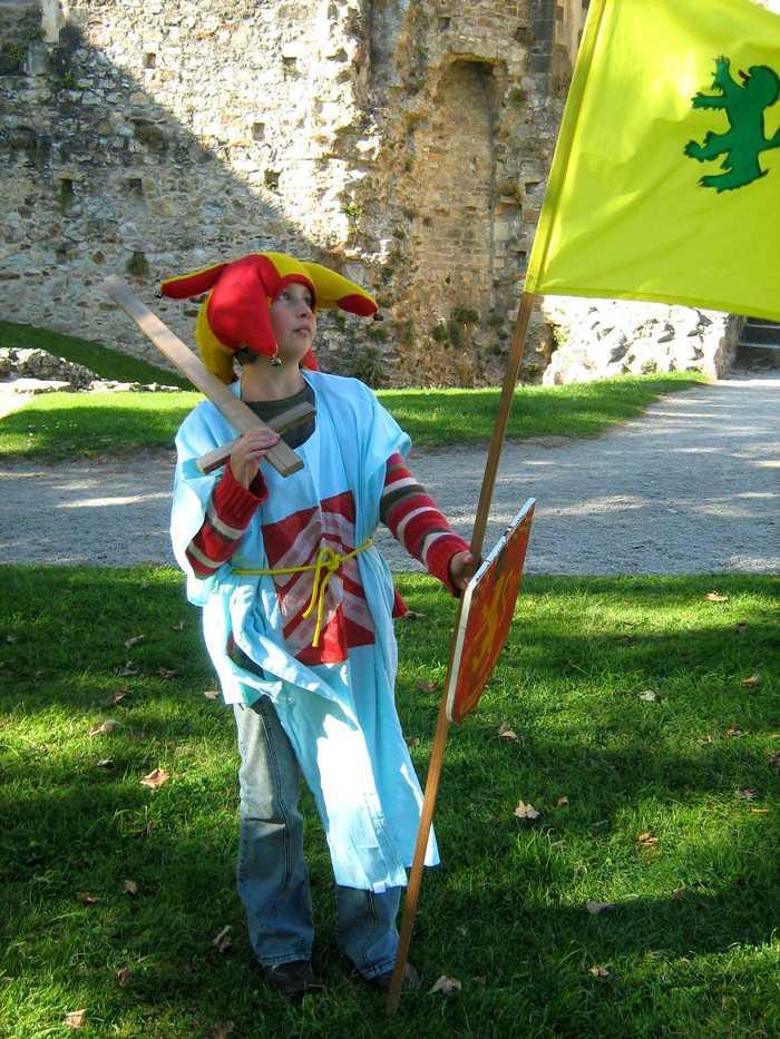 Journées du patrimoine 2019 - Chasse au trésor au château de Bricquebec par le Pays d'art et d'histoire du Clos du Cotentin
