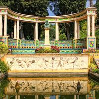 Menton - Visite guidée : Jardin Fontana Rosa