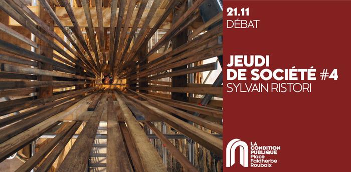 Jeudi de société #4 | Sylvain Ristori