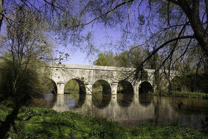Journées du patrimoine 2019 - Découverte de l'histoire du pont-canal de la Sauldre et de son environnement naturel