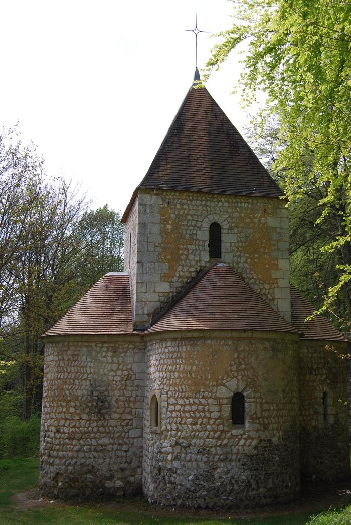Journées du patrimoine 2019 - Visite guidée de la chapelle Saint Saturnin