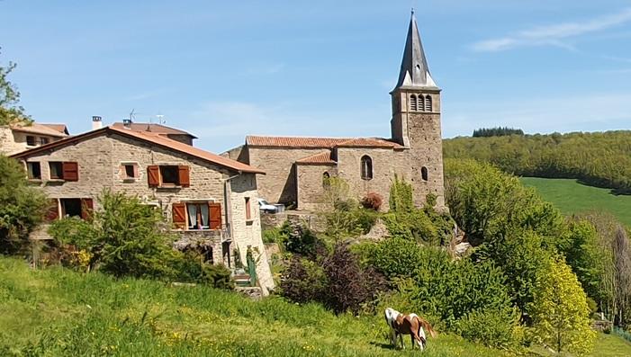 Journées du patrimoine 2019 - Visite guidée du hameau médiéval