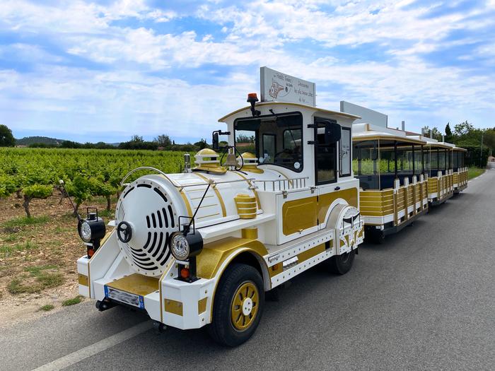 Journées du patrimoine 2020 - Circuit de découverte de La Londe les Maures en petit train touristique