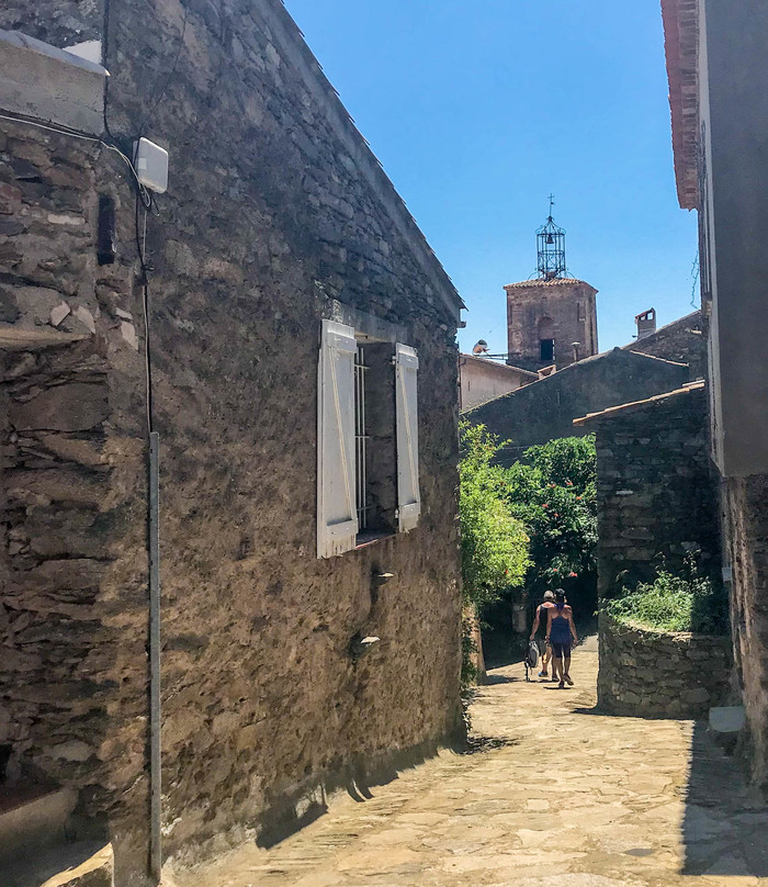 Journées du patrimoine 2019 - Découverte de La Garde-Freinet