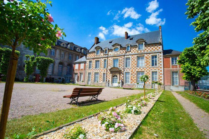 Journées du patrimoine 2020 - Visite guidée de la chapelle de l'école Jeanne d'Arc de Bernay
