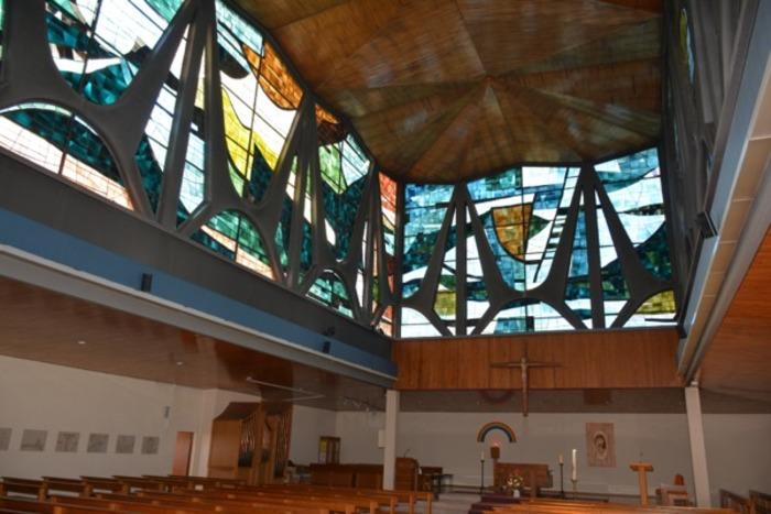 Journées du patrimoine 2020 - Découverte de l'église Saint-Léon IX à Colmar