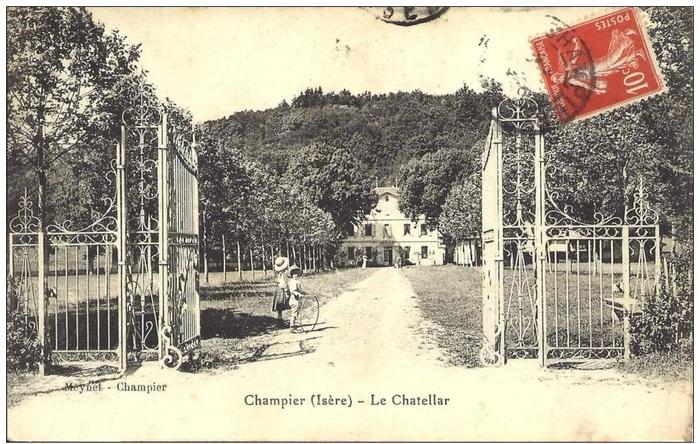Journées du patrimoine 2019 - Visite du domaine du Chatelard, expositions et animations..