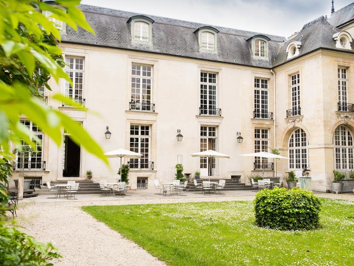 Journées du patrimoine 2020 - Visites guidées : découvrir l'Hôtel de Marle en détail