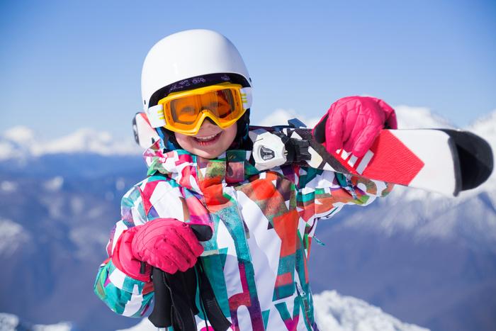 Une semaine à la montagne pour découvrir la neige, le ski et s'amuser