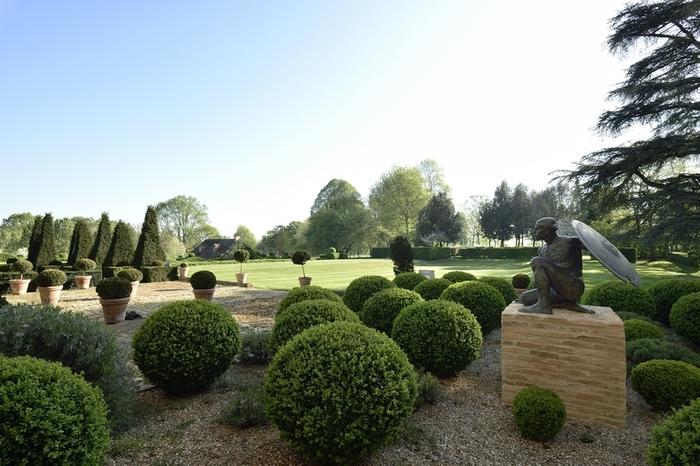 Journées du patrimoine 2019 - Visite libre du parc et du château de Gastines