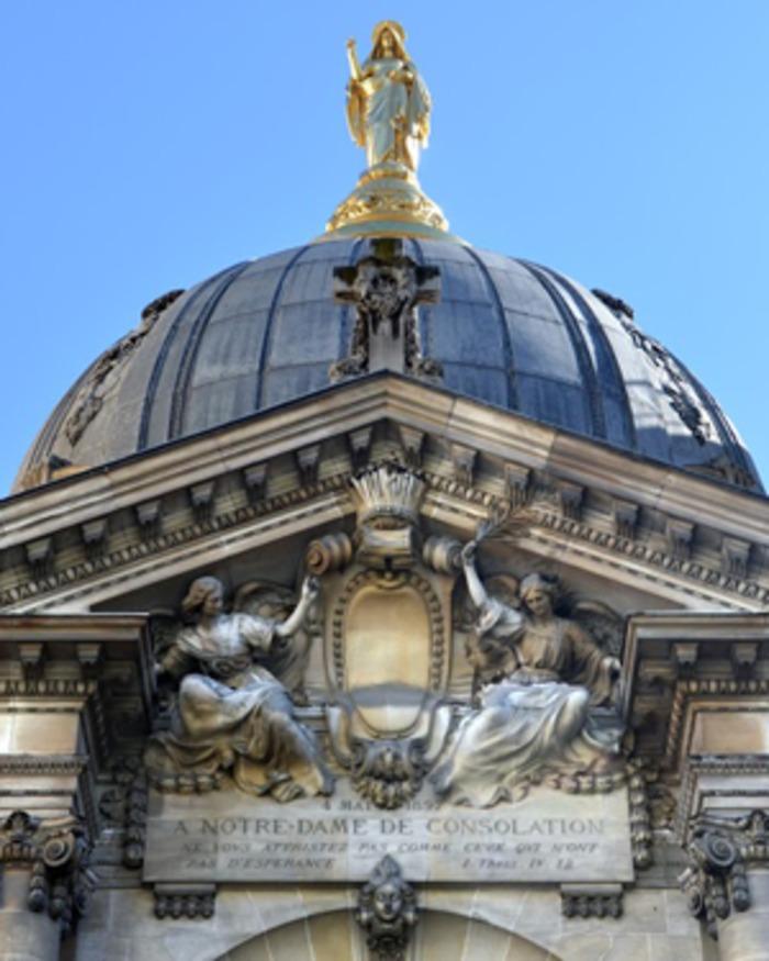 Journées du patrimoine 2020 - Visite/Conférence - Notre Dame de Consolation lieu de l'incendie du Bazar de la Charité