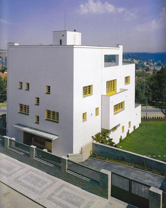Journées du patrimoine 2019 - La Villa Müller d'Adolf Loos
