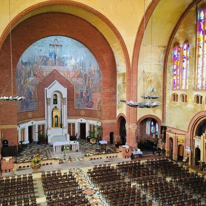 Journées du patrimoine 2020 - Visite guidée de l'église et du Carillon