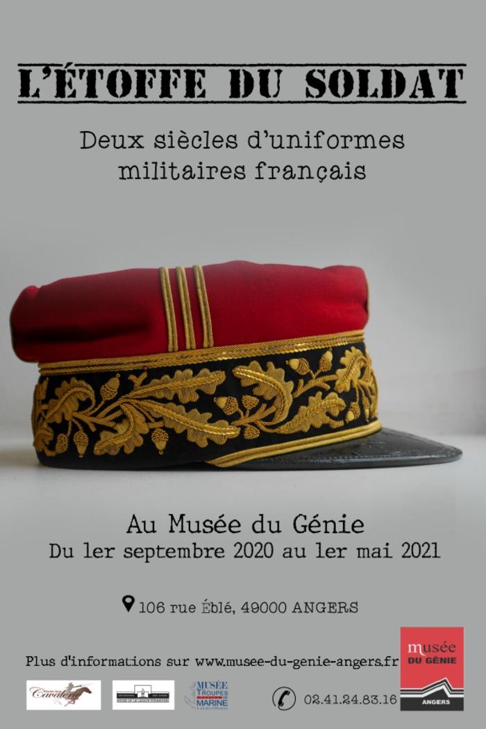 Journées du patrimoine 2020 - L'ETOFFE DU SOLDAT