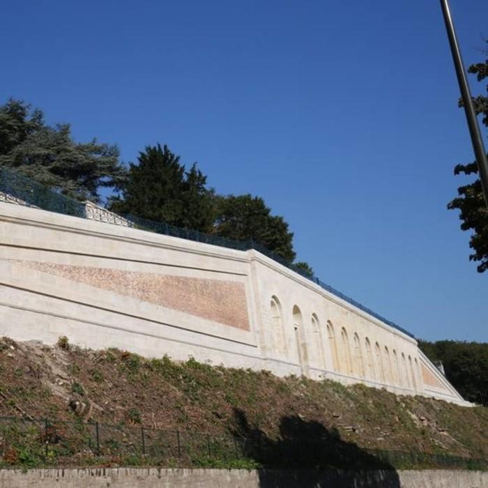Journées du patrimoine 2020 - Présentation commentée de la Rampe des Grottes, organisées par la ville en partenariat avec l'OTI