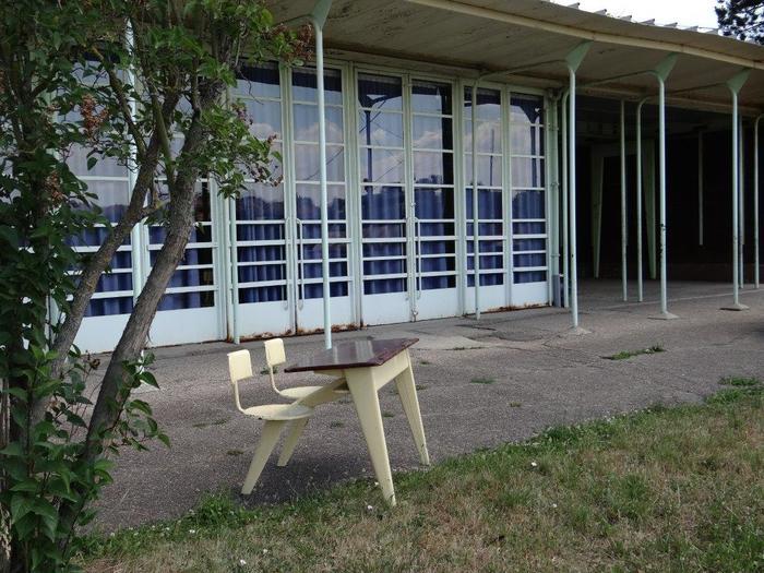 Journées du patrimoine 2020 - Visite de l'école Jean Prouvé