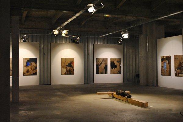 Nuit des musées 2019 -TRANSFIGURER #2 - Exposition du Collectif d'artistes éphémère des NUITS DE LA CRYPTE #5