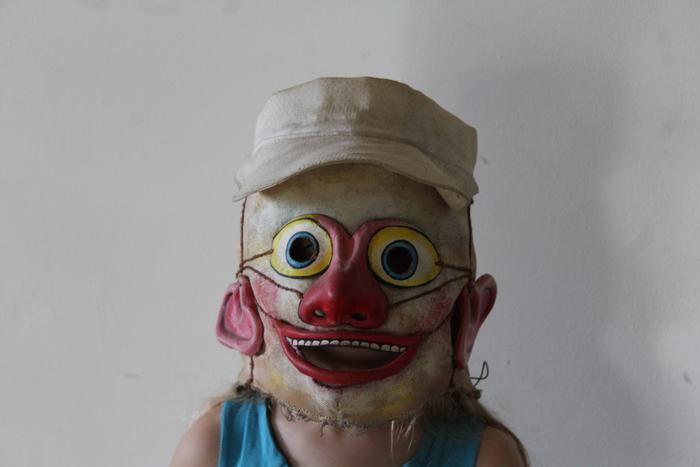 Journées du patrimoine 2020 - Atelier de théâtre pour les enfants :  Jeux de masques