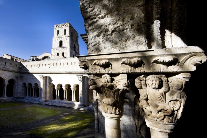 Journées du patrimoine 2020 - Annulé | Le cloître Saint-Trophime d'Arles