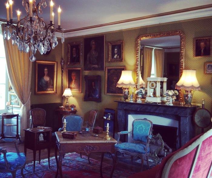 Journées du patrimoine 2019 - Visite guidée par les proprietaires du château de La Montchevalleraie à Segré-en-Anjou-Bleu