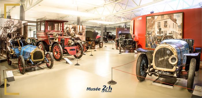 Journées du patrimoine 2020 - Visite flash du Musée des 24 Heures du Mans