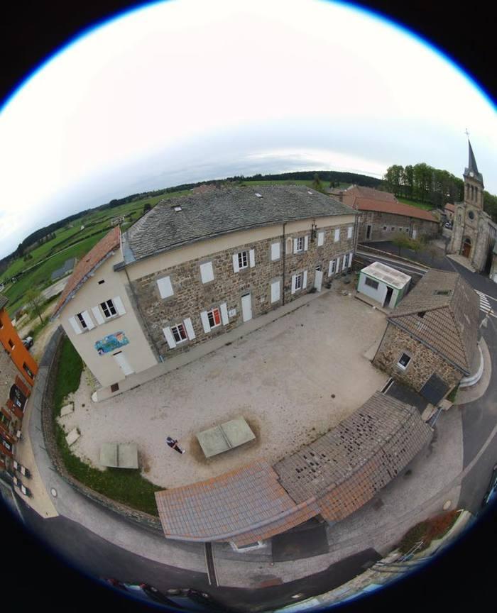 Journées du patrimoine 2019 - Visite de la doyenne des colonies de vacances de France