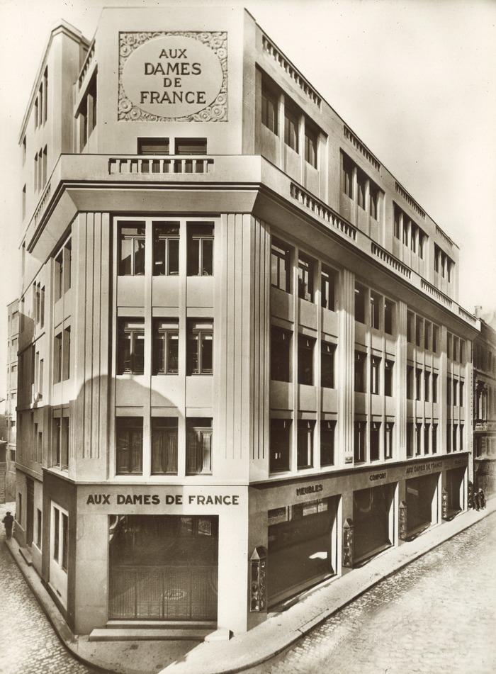 Journées du patrimoine 2019 - À la découverte du patrimoine architectural des Galeries Lafayette