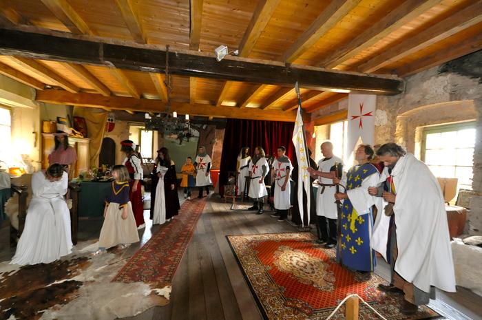 Journées du patrimoine 2019 - Irmengarde vous ouvre les portes du Château de Volkrange