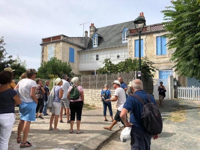 Journées du patrimoine 2019 - Visite guidée :