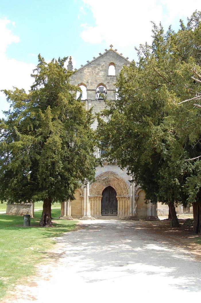 Journées du patrimoine 2020 - Visite de l'Abbaye