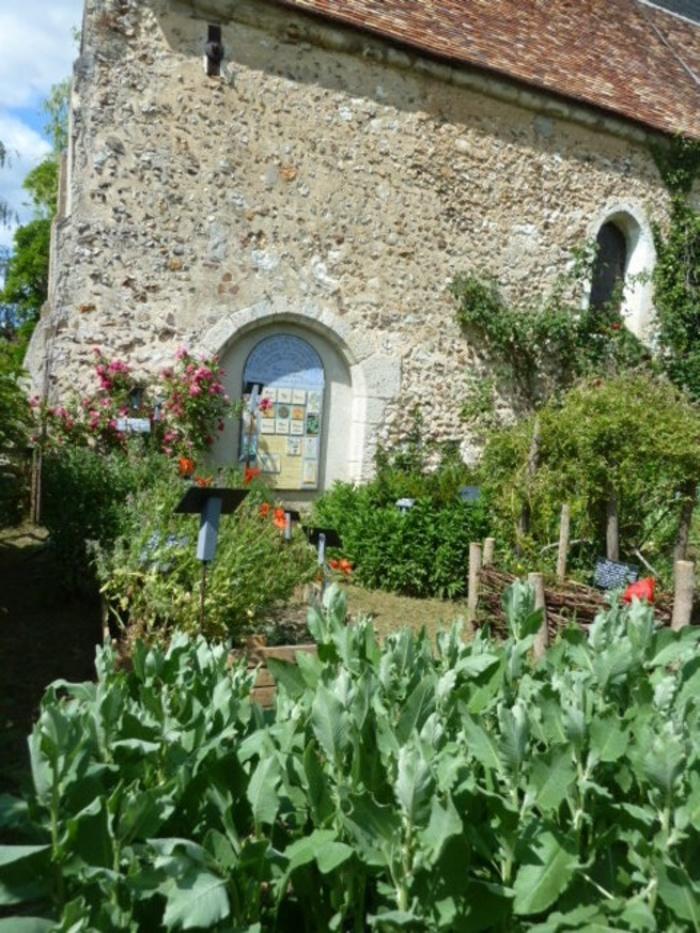 Journées du patrimoine 2020 - Visite guidée du jardin médiéval