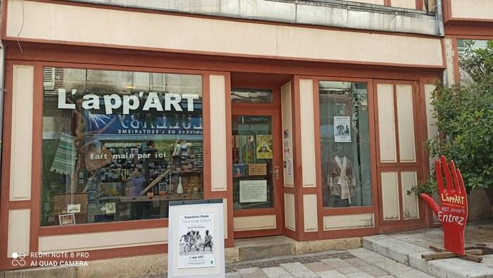 Journées du patrimoine 2020 - L'App'ART - collectif de métiers d'art