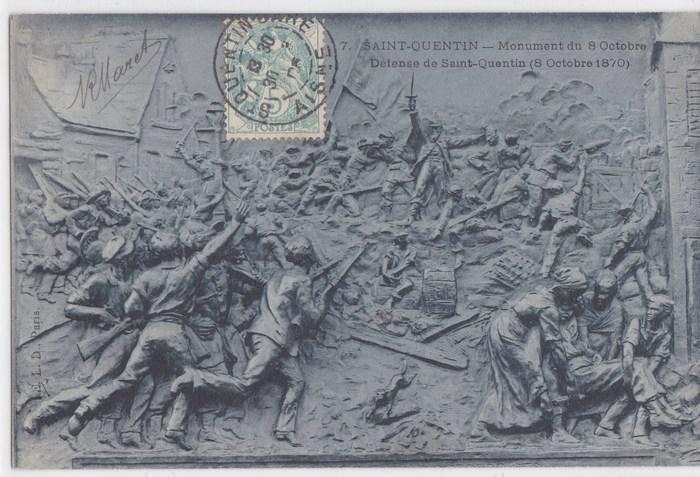 Journées du patrimoine 2020 - Exposition: 1870, premier monument commémoratif dans le Vermandois