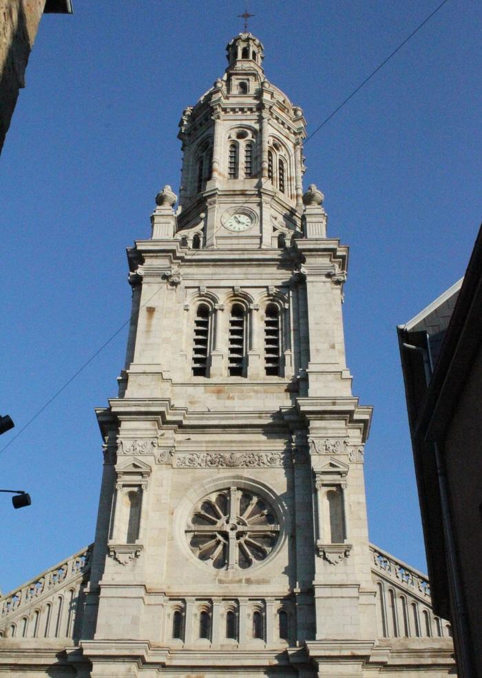 Journées du patrimoine 2019 - Visite guidée sur l'architecture de l'église Saint-Gervais