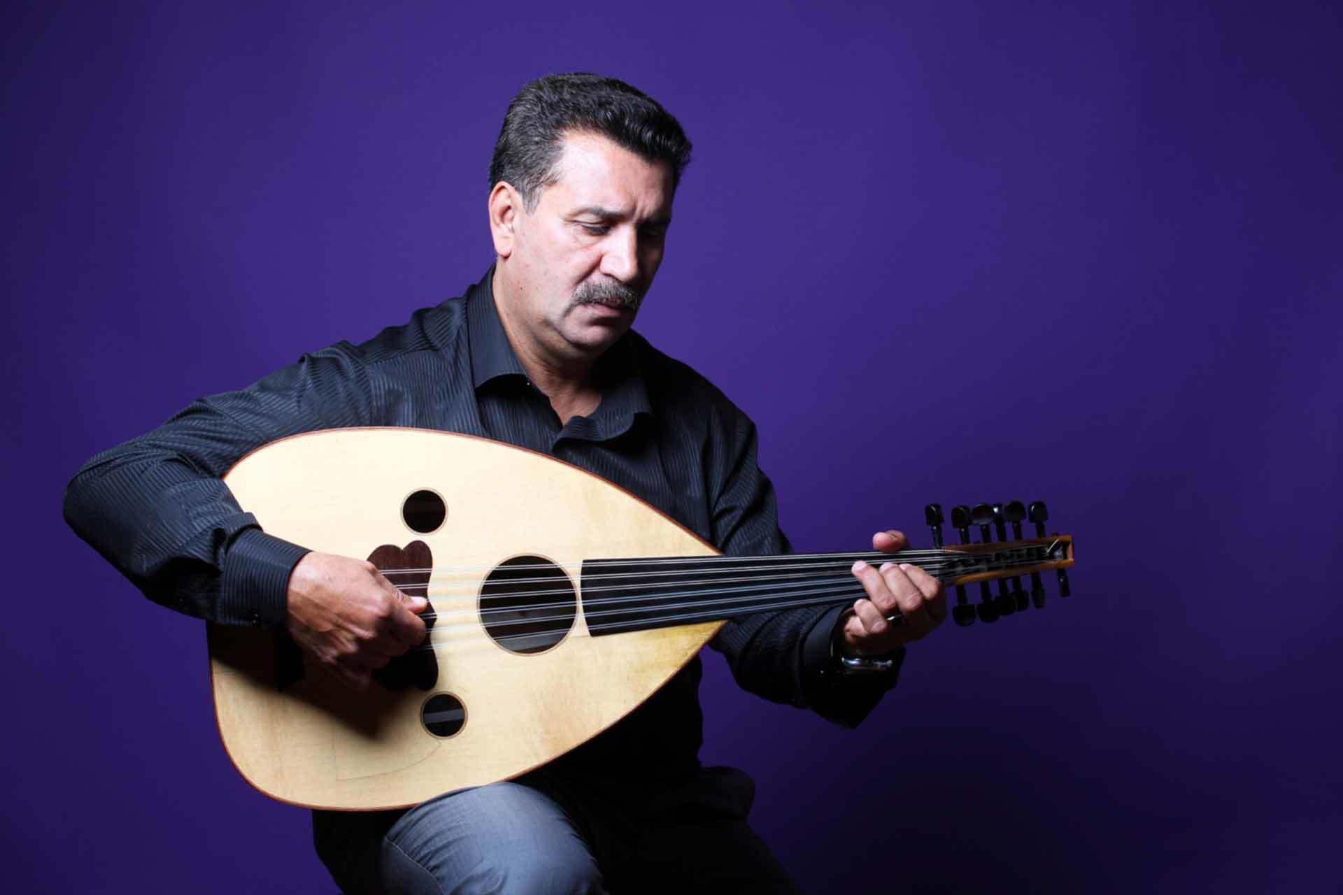 Mostafa El Harfi et l'ensemble Ibn Al Khatib d'Oujda
