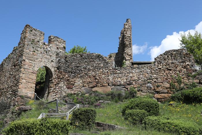 Journées du patrimoine 2020 - Visite guidée et commentée de la forteresse cathare, à la demande
