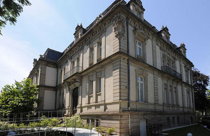 Journées du patrimoine 2020 - Visites «Coup de projecteur» sur l'architecture de la Villa Greiner et introduction au musée