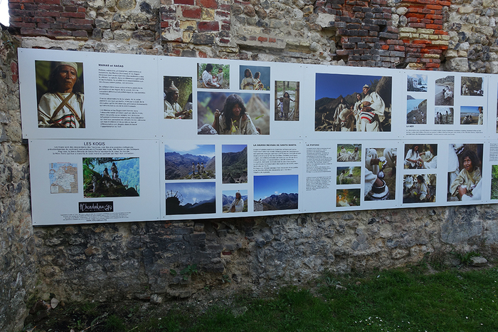 Journées du patrimoine 2020 - Exposition photos de l'association 'Tchendukua - Ici et Ailleurs'