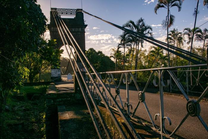 Journées du patrimoine 2019 - Pont de la Rivière de l'Est